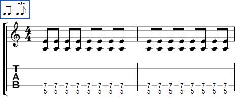 Rythmique Blues (1)