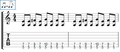 Rythmique Blues (3)