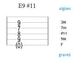 E9 #11 : structure moins courante