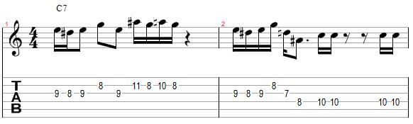 Mélodie à harmoniser