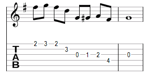 Mélodie 12 - réponse