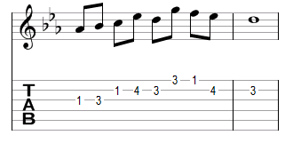 Mélodie 14 - réponse