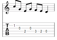 Mélodie 3 - réponse