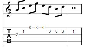 Mélodie 4 - réponse