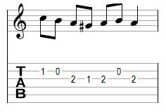 Mélodie 5 - réponse