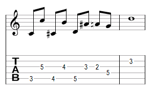 Mélodie 10 - réponse