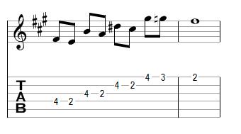 Mélodie 15 - réponse