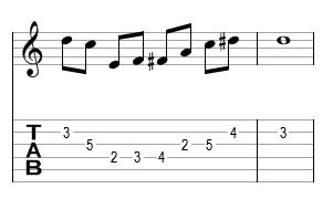 Mélodie 6 - réponse